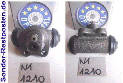 Optimal Radbremszylinder Bremszylinder Opel Corsa A Kadett D E RZ-3213 NT1210