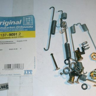 Zubehörsatz Bremsbacken ATE 03013790912 NT2448