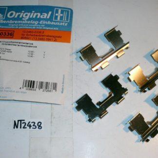 Zubehörsatz Bremsbeläge ATE 13046003362 NT2438