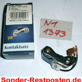 Original Beru Kontaktsatz Zündverteiler Neu KS650 0340100428 NT1373