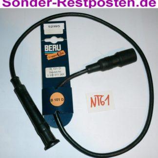 Zündleitung Zündkabel BERU 0300811369 B101D B 101 D NT61