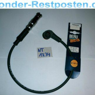 Zündleitung Zündkabel Beru 0300811385 M107D M 107 D NT1234