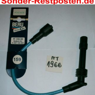 Zündleitung Zündkabel BERU 0302100094 R159-32 NT1966