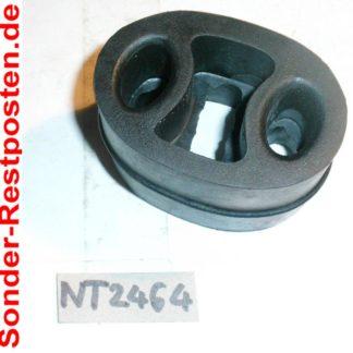 Original BOSAL Gummipuffer Anschlagpuffer Schalldämpfer 255-041 Neuteil NT2464