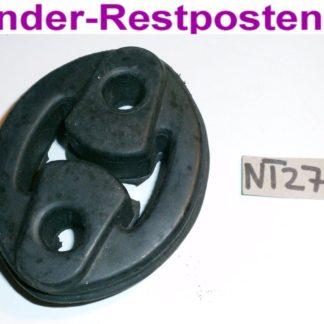 Original BOSAL Gummipuffer Anschlagpuffer Schalldämpfer 255-065 Neuteil NT2711