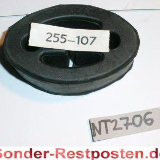 Original BOSAL Gummipuffer Anschlagpuffer Schalldämpfer 255-107 Neuteil NT2706