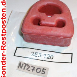 Original BOSAL Gummipuffer Anschlagpuffer Schalldämpfer 255-120 Neuteil NT2705