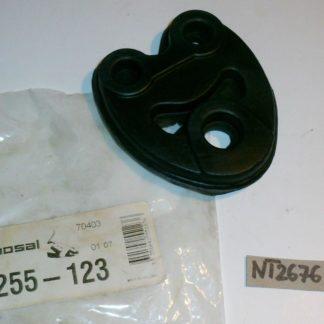 Original BOSAL Gummipuffer Anschlagpuffer Schalldämpfer 255-123 Neuteil NT2676