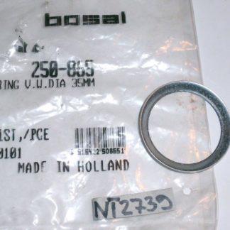Original BOSAL Klemmstück Abgasanlage Schalldämpfer 250-865 Neuteil NT2739