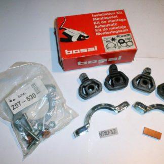 Original BOSAL Montagesatz Montage Abgasrohr Schalldämpfer Neu 257-530 NT2732