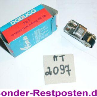 Original Doduco Kontaktsatz Zündverteiler Neu 352 NT2097