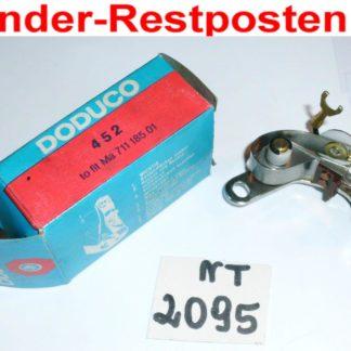 Original Doduco Kontaktsatz Zündverteiler Neu 452 NT2095
