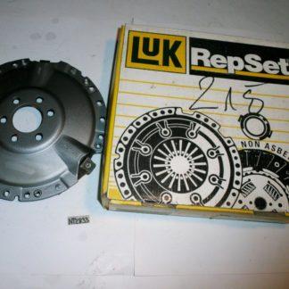 Original LUK Kupplungsdruckplatte Druckplatte 120 0055 13 / 120005513 NT2833
