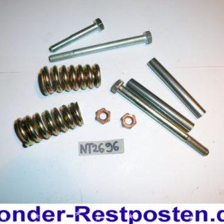 Original Montagesatz Montage Abgasrohr Schalldämpfer Neuteil 257-979 NT2696