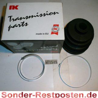 Achsmanschette Faltenbalgsatz Antriebswelle NK 522209 NT2513