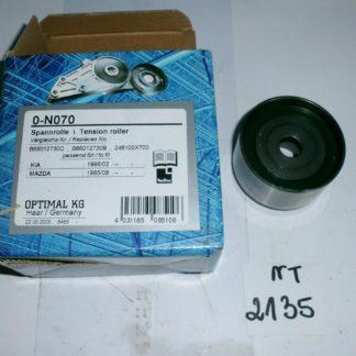 Spannrolle Zahnriemen Optimal 0N070 0-N070 NT2135