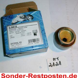 Spannrolle Zahnriemen Optimal 0-N818 0N818 NT2121