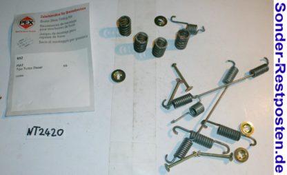 Zubehörsatz Bremsbacken PEX 682 NT2420