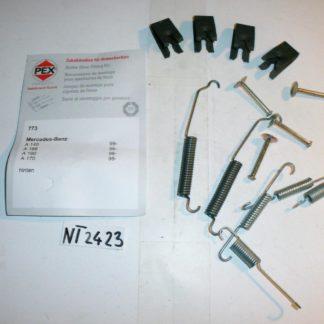 Zubehörsatz Bremsbacken PEX 773 NT2423