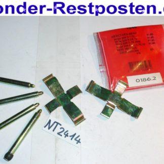 Zubehörsatz Bremsbeläge Quick Brake 1046 NT2414