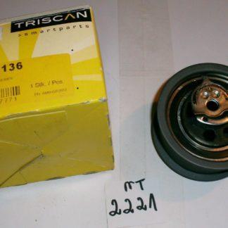 Spannrolle Triscan Tridon 8646 29136 864629136 NT2221