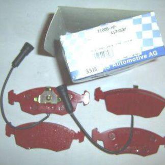 PAGID Sport Bremsklötze Bremsbeläge T1006-HP FORD 1647731 1654620 21050 NT893
