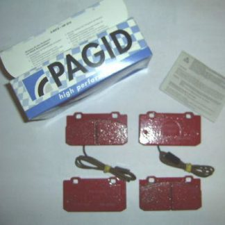 PAGID Sport Bremsklötze Bremsbeläge T4164-HP ALFA ROMEO 3129964 WVA 20944 NT1111