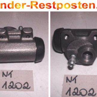 Radbremszylinder Bremszylinder Citroen AX Saxo Peugeot 106 809958 BWD130 NT1202