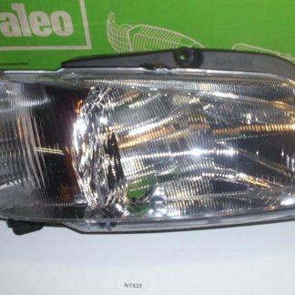 Scheinwerfer Rechts H4 Valeo 086187 Peugeot | NT533