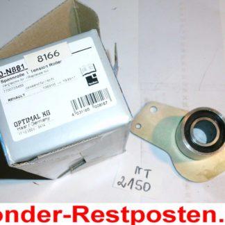 Spannrolle Zahnriemen Optimal 0N881 0-N881 Renault NT2150
