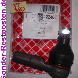 Spurstangenkopf Febi 22406 Ford NT780