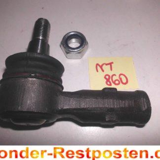 Spurstangenkopf Mapco 49836 Mercedes NT860