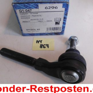 Spurstangenkopf Optimal G1-047 Renault NT867