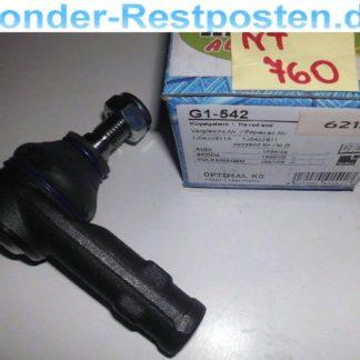 Spurstangenkopf Optimal G1-542 Audi NT760