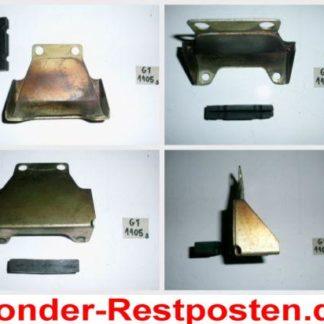 Stromerzeuger Berlan BSTE5000LD Abschirmblech 3 GS1105