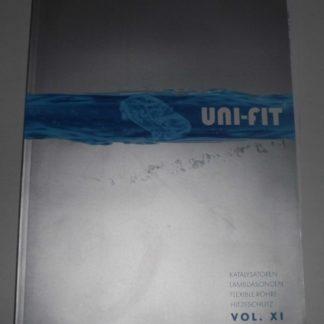 UNI-Fit Ersatzteilkatalog Katalog Katalysatoren Lamdasonden Hitzeschutz GS1378