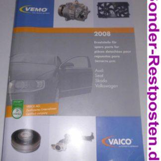 VEMO PKW Ersatzteilkatalog Katalog GS1370