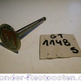 Voltelec D2500 Yanmar L40 Teile Einlassventil