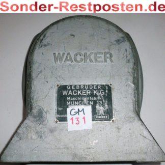 Wacker DVPN 75 Ersatzteile Verkleidung Schutz GM131