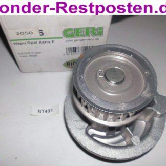 Wasserpumpe Geri 313026 Opel | NT431