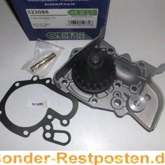 Wasserpumpe Geri 323086 Renault | NT499