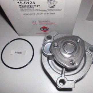 Wasserpumpe PEX 19.0124 Opel | NT507