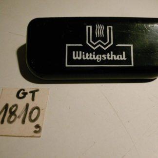 Wittigsthal Heizöl BADEOFEN Teile, hier Griff der Türe vorne / Öltank | GS1810