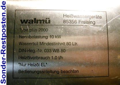Wittigsthal Heizöl BADEOFEN Teile: Schutzblech Tank Öltank Tür Tanktüre   GS1946