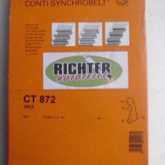 Zahnriemen Conti CT872 Seat | NT166