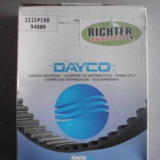 Zahnriemen Dayco 94089 Lada | NT118