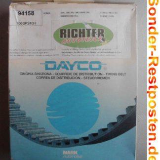 Zahnriemen Dayco 94158 Honda | NT136