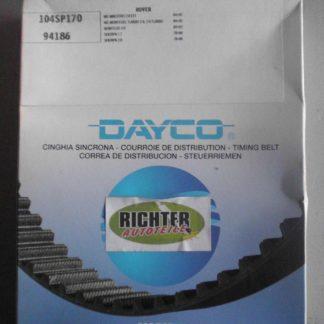 Zahnriemen Dayco 94186 Rover   NT116