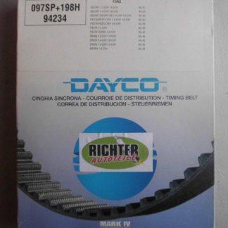 Zahnriemen Dayco 94234 Ford | NT135