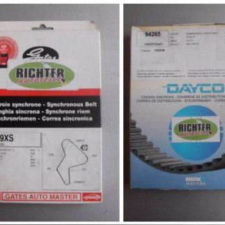 Zahnriemen Dayco 94265 Citroen Peugeot | NT140